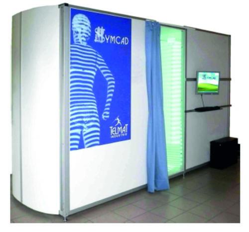 High Definition 3D body scanner SYMCAD II HD