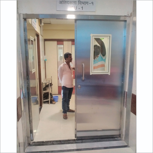 Operation Theater ICU Doors