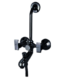 Wall Mixer With Provision For Both Showers
