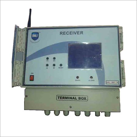 Wireless Gas Receiver