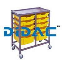 Double Column Trolley