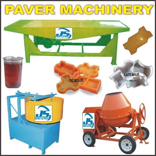 Paver Machinery