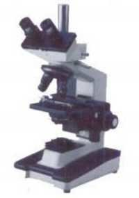 Trinocular Research Co-Axial Microscope: