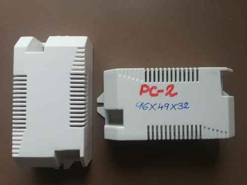 LED DRIVER PLASTIC CABINET PC 2