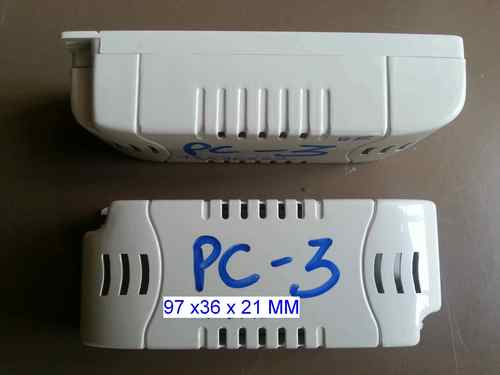 LED DRIVER CASING PC 3