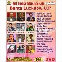 Behta Mushairah-2016 DVD