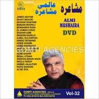Aalmi Mushairah Vol-32 (Javed Akhtar) DVD