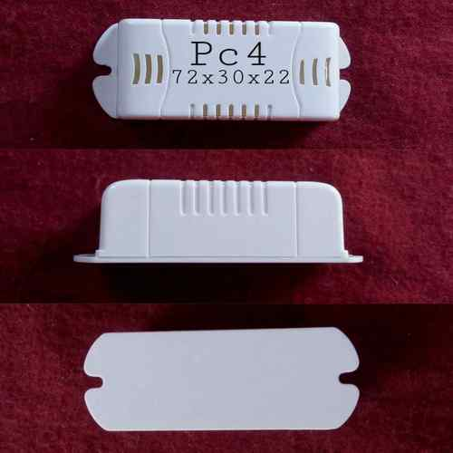 Led Driver Plastic Housing PC 4