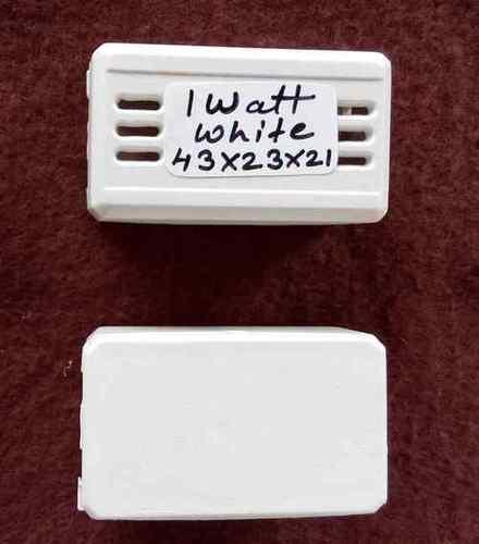 1 watt white PC Driver Cabinet