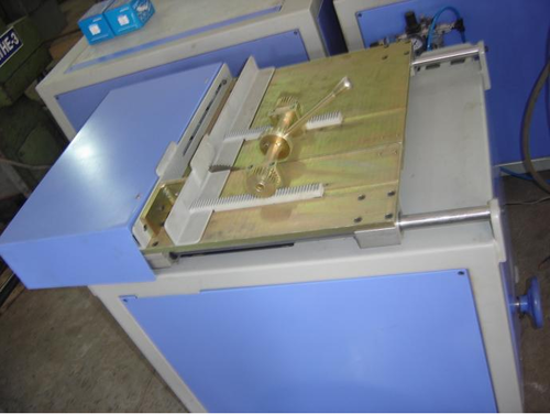 Paper Pack Cutting MC Machine