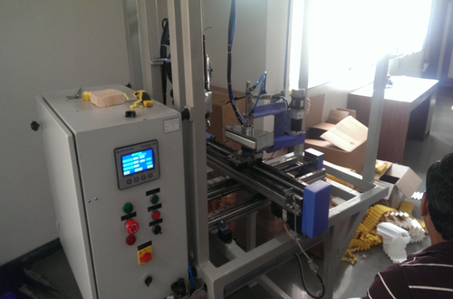PROFILE PACK CUTTING MACHINE
