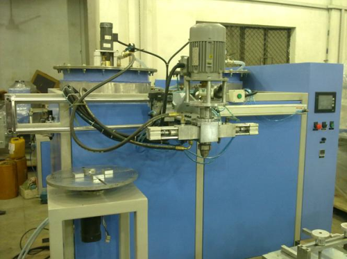 PU DISPENSING MACHINE
