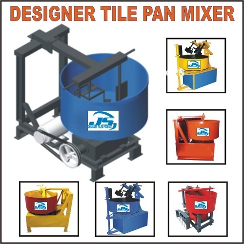 Designer Tiles Pan Mixer