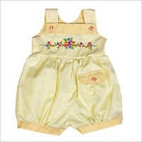 Girls Yellow Frock