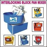Interlocking Block Pan Mixer