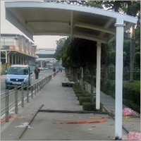 BUS STAND SHED