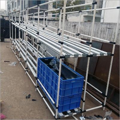 Industrial Roller Rack