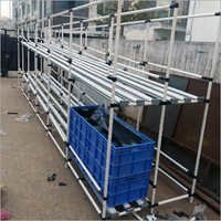 Industrial Roller Rack