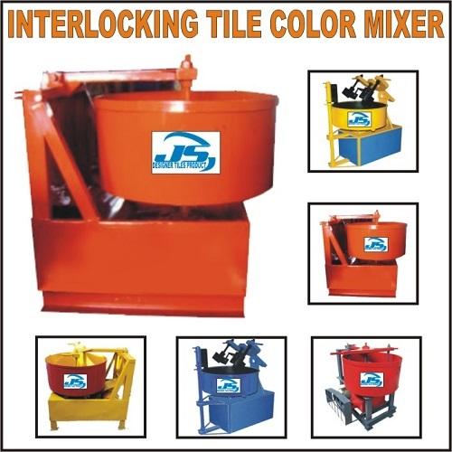 Interlocking Tile Color Mixer