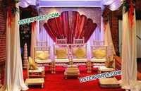 Beautiful Wedding Vedi Chair