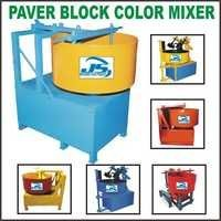 Paver Block Color Mixer