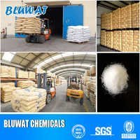 Productos químicos purificadores de agua