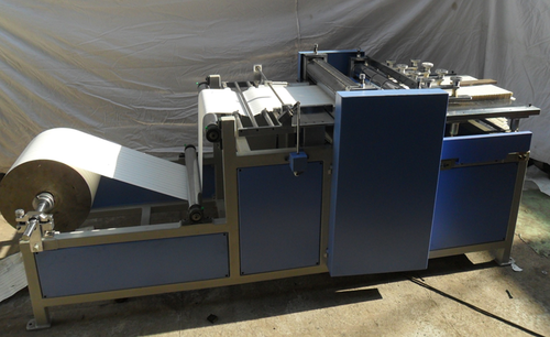 ROTARY PLEATING MACHINE (HIGH SPEED)