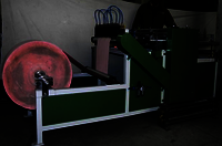 Rotary Pleating MC Dimple Machine