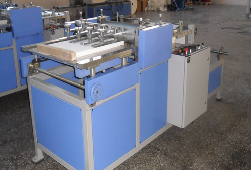 Rotary Pleating MC Plain Machine