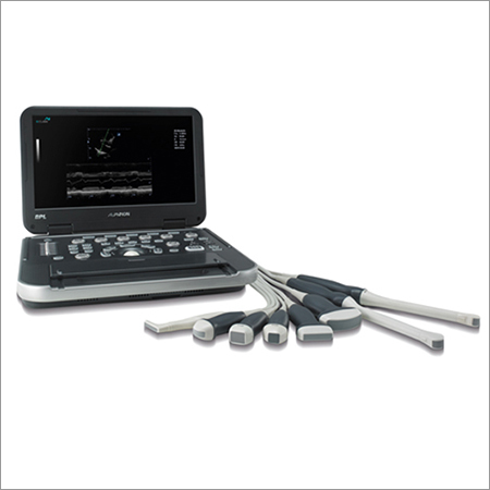 Compact Ultrasound Machine