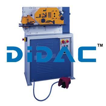 Four Station Single Cylinder Hydraulic Steelworker