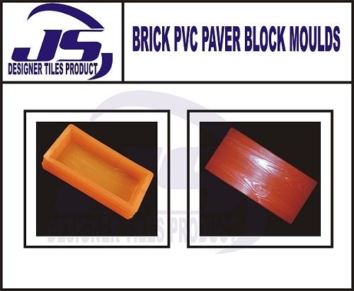 Pvc Paver Mould Brick
