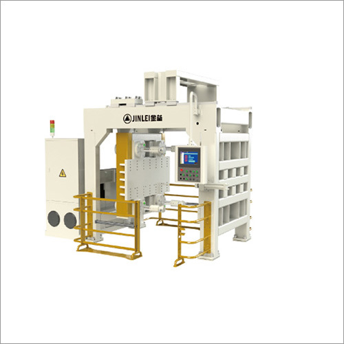 JLH Liquid Silicone Rubber Clamping Molding Machine