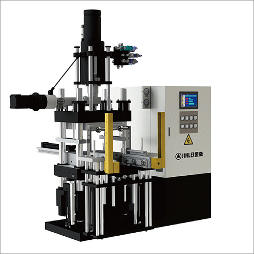 JLL Vertical Rubber Injection Machine-High Precision Series