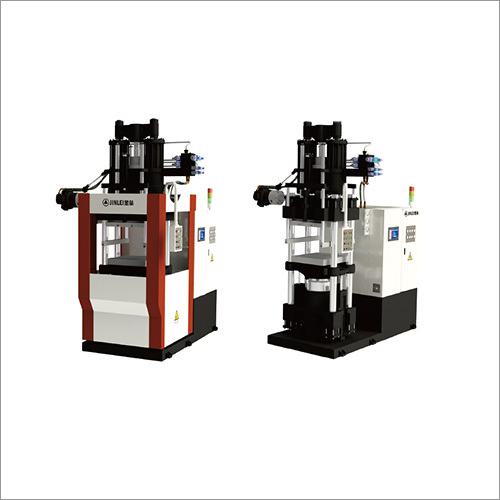JLL Vertical Rubber Injection Machine-Rear Oil Tank Series