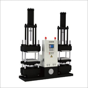 JLY-V Double Working Station Rubber Injection Transfer Molding Machine Series