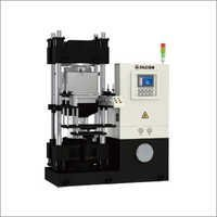 JLZ Single Working Station Vacuum Compression Molding Machine Series