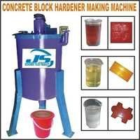 Concrete Block Hardener Making Machine
