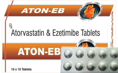 Atorvastatin and Ezetimibe