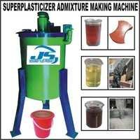 Superplasticizer Admixture Making Machine