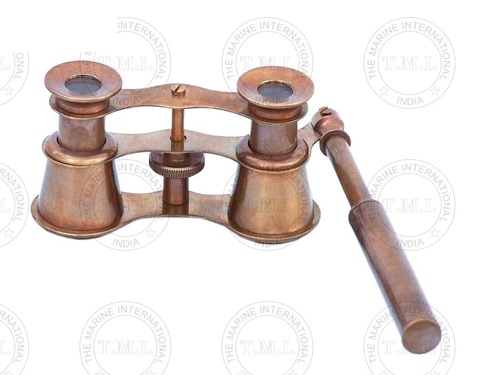 Brass Antique Opera Binocular