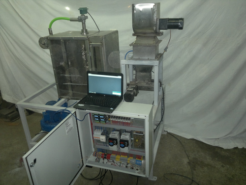 FILTER MEDIA TESTING MACHINE