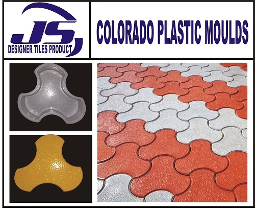 Colorado Paver Block Plastic Mould