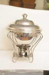 Chaffing Round dish