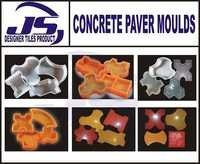 Concrete Paver Block Plastic Mould