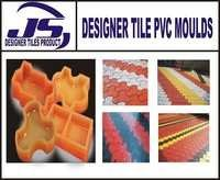 Designer Tiles Paver Block Pvc Mould