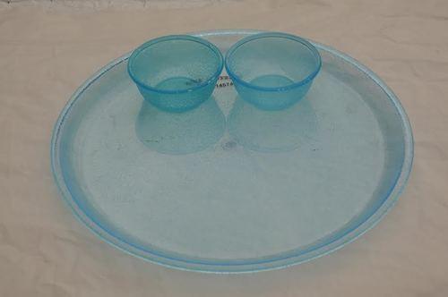 Transparent Plate