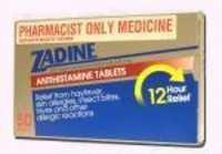 Azatadine Maleate Tablets
