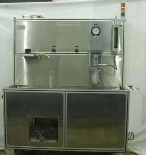 Relief Valve Opening & Anti Drain Testing Machine