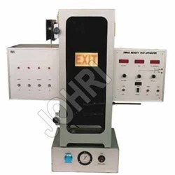 Smoke Density Apparatus
